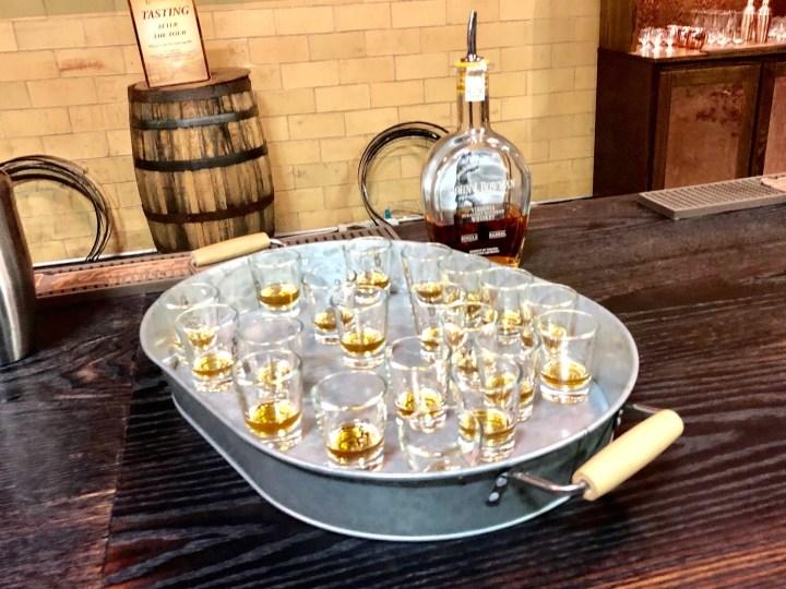 A Smith Bowman Distillery in Fredericksburg, VA