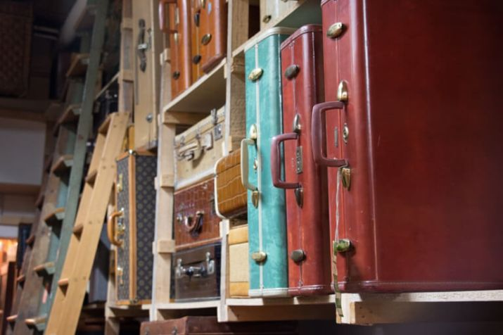 Wandel Antik Vintage - Suitcases