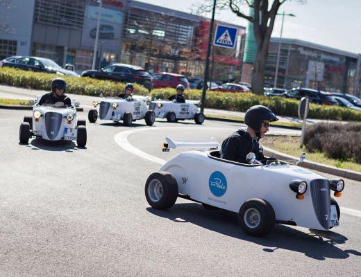 Hotrod Tour Düsseldorf