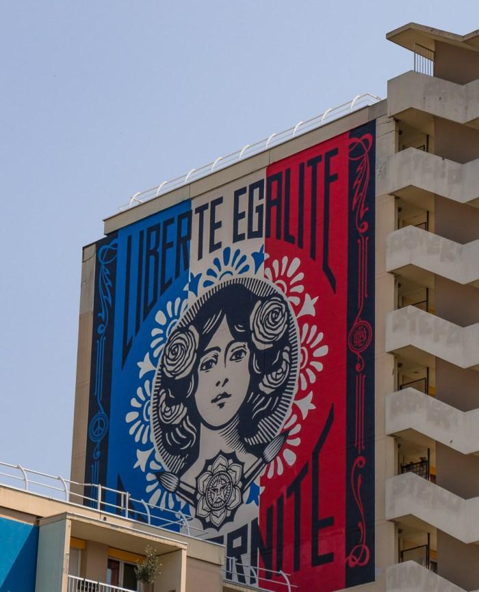 Paris, France - Street Art