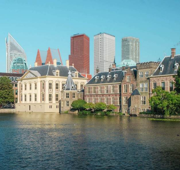 City Center - The Hague Netherlands