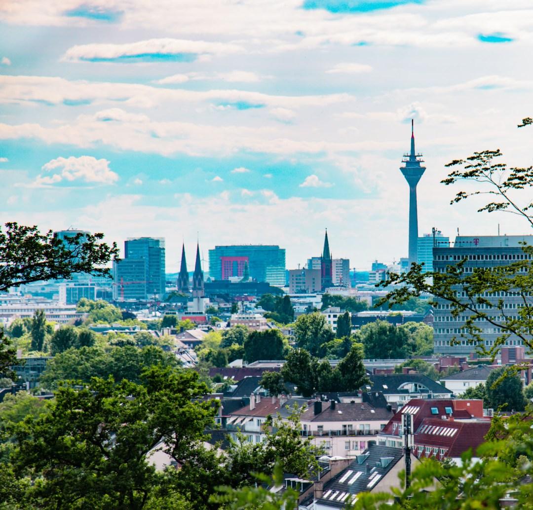 Grafenbergerwald & Wildpark Düsseldorf
