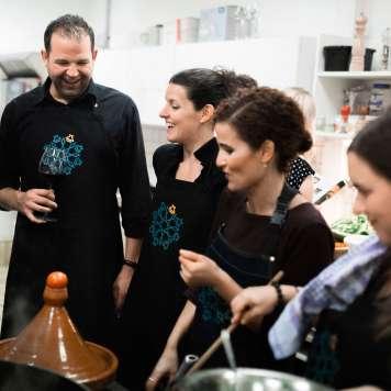 Taste Morocco Kochschule