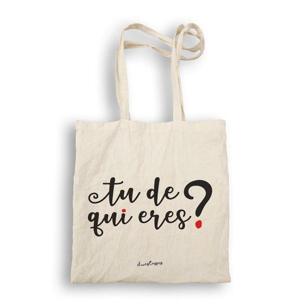 bolsa tu de qui eres