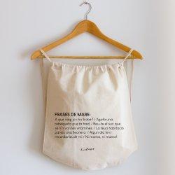 mochila de cuerdas frases de mare