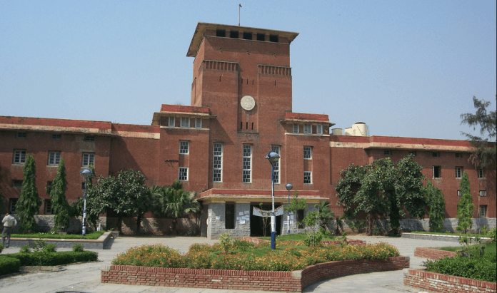 DUSU Vice President Kunal Sehrawat Gets Permission To Install Sanitary Napkin Machines In 32 Colleges