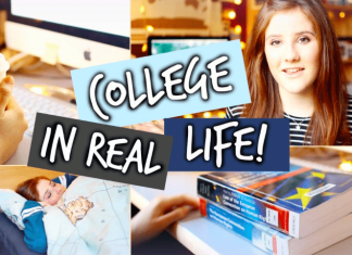 Filmy College Life vs Real College Life
