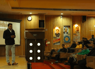 Artificial Intelligence Met Data Science At InnoviCon 2019 Organised By IEEE Student Chapter Of Bharati Vidyapeeth College Of Engineering