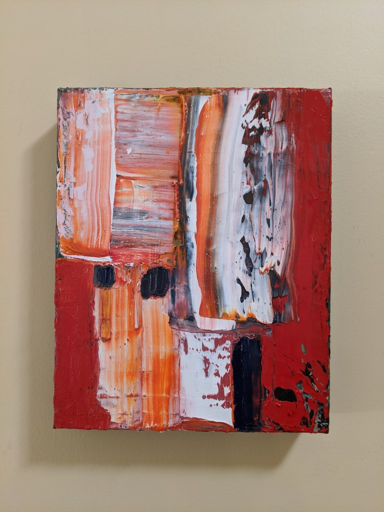 Artful Giving - Erica Campitelli - Fighting Fire with Fire