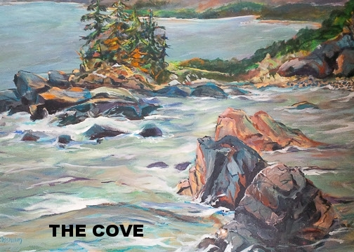 The Cove by Robert Chisholm