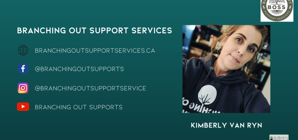 Branching Out Support Services Part 2 – Dufferin's Spotlight on Business