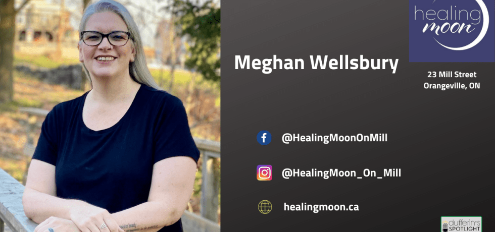 Meghan Wellsbury of Healing Moon