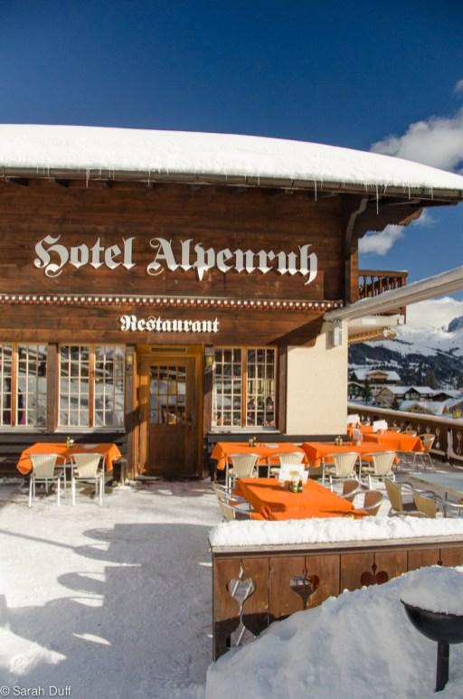 Hotel Alpenruh, Murren