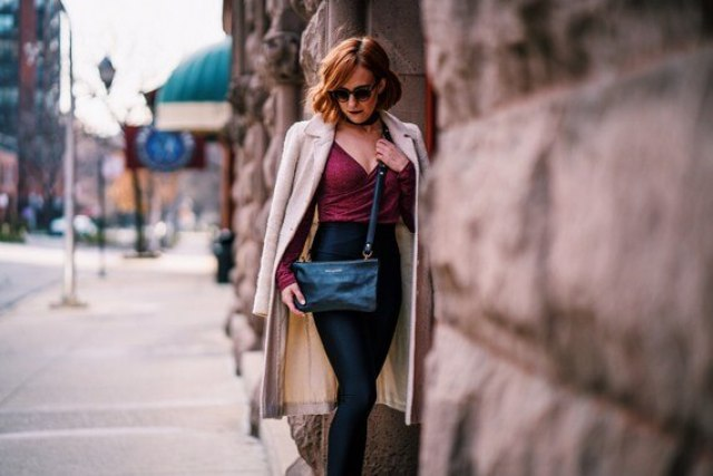 fashion blogger, chicago, duffy dossier
