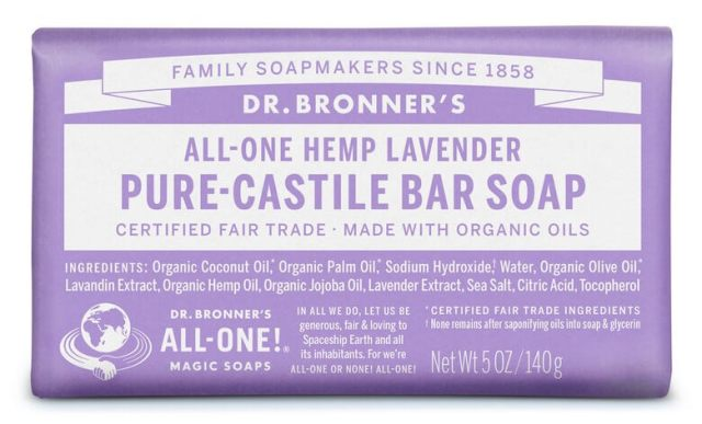 Dr. Bronner's Magic Soap — Alex Duffy of Duffy Dossier, skincare, skin care, skincare products, dr. bronner's, lifestyle blogger