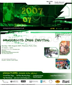 Grassroots Free Festival