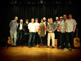 The Loudhailer Acoustic Crue January 2013