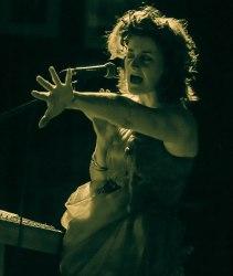 Amanda Lowe - hammer dulcimer