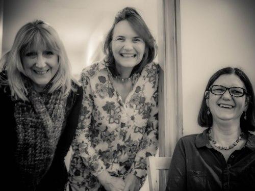 Joan, Lou and Catherine