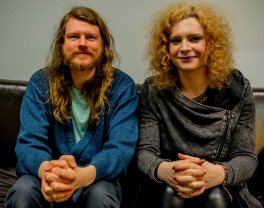 BBC Introducing Bowie Night Matt and Aeris