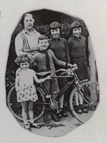 Nanna, Betty and Joan, Harry and Doreen