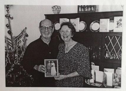 Mum and Dad anniversary
