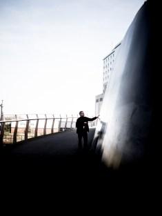 Jonathan McDowell Playing the Bridge