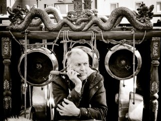 Laurence and the Gamelan