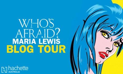 Who's Afraid Blog Tour