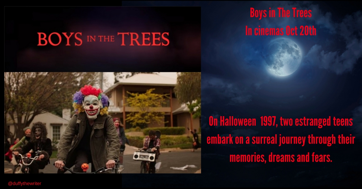 Boys In The Trees - Stylish Teen Halloween Flick