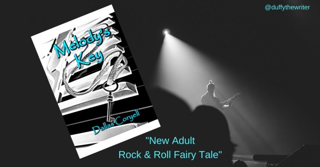Book review @duffythewriter Melody's Key