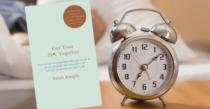 get your sh*t together review @duffythewriter
