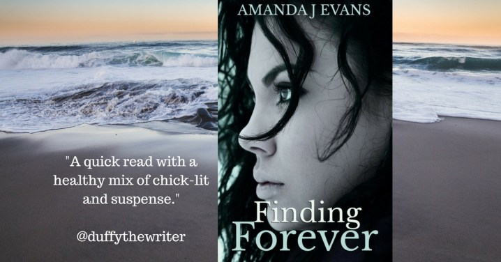 finding forever book review @duffythewriter