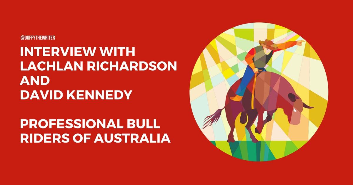 @duffythewriter Australian bull riders