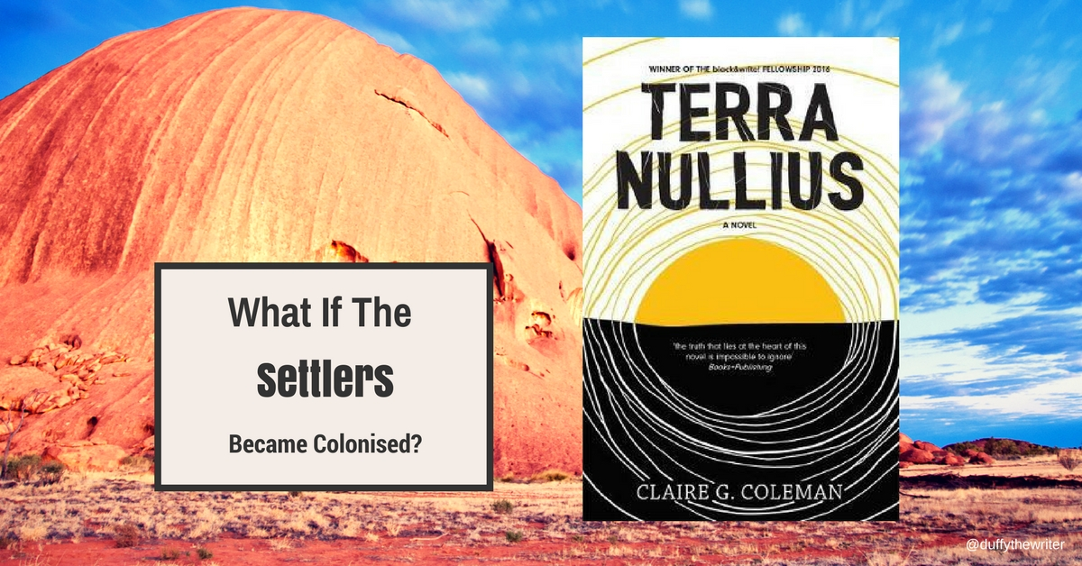 Terra Nullius - This Is Not Australia As We Know It