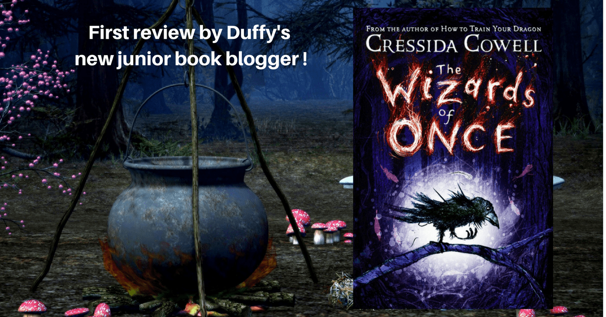 Wizards Of Once review @duffythewriter