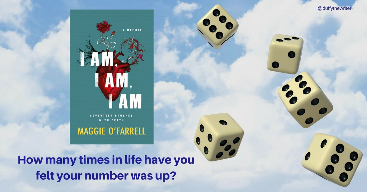 I am. I am. I am. a book review @duffythewriter