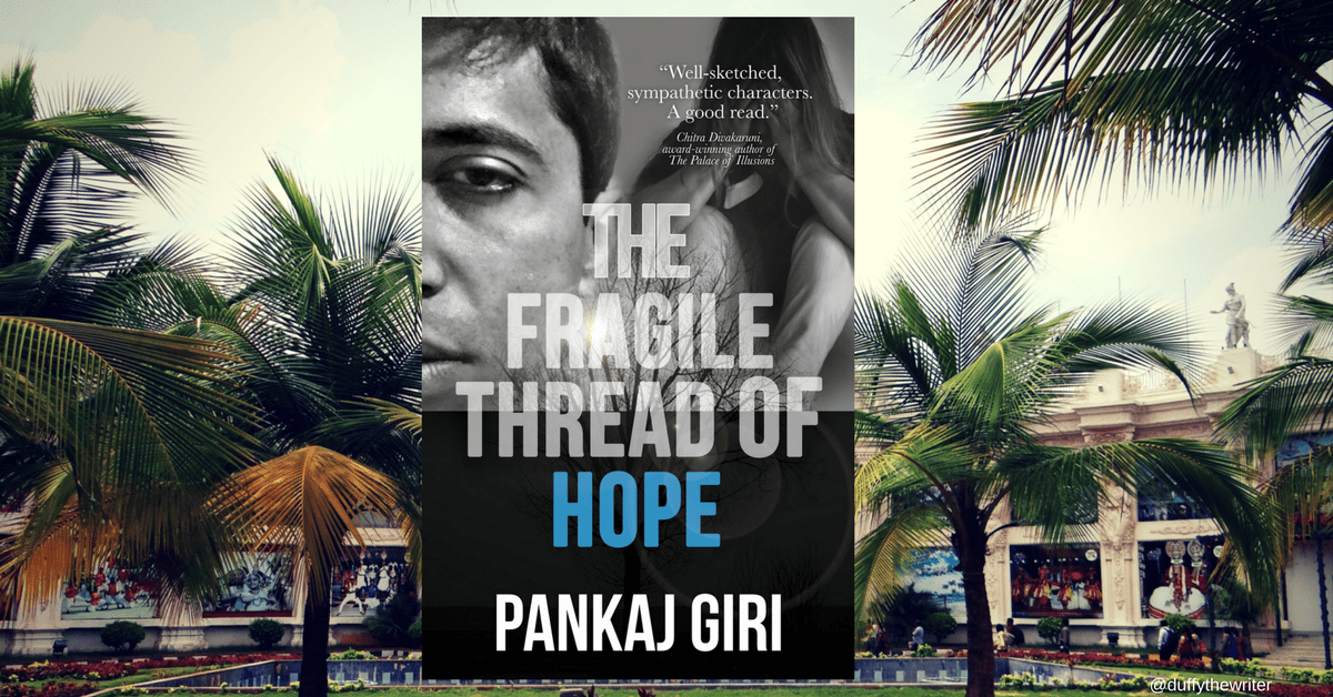 Book Review Fragile Thread Of Hope @duffythewriter