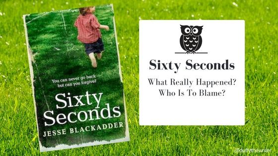 @duffythewriter review of sixty seconds Jesse Blackadder