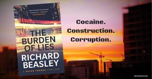 The Burden Of Lies review @duffythewriter