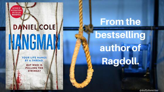book review hangman Daniel Cole