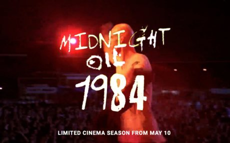 midnight oil 1984 review