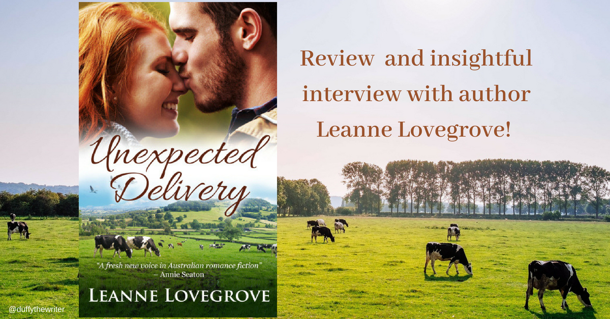 book review of Unexpected Delivery