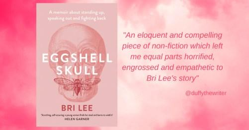 book review eggshell skull