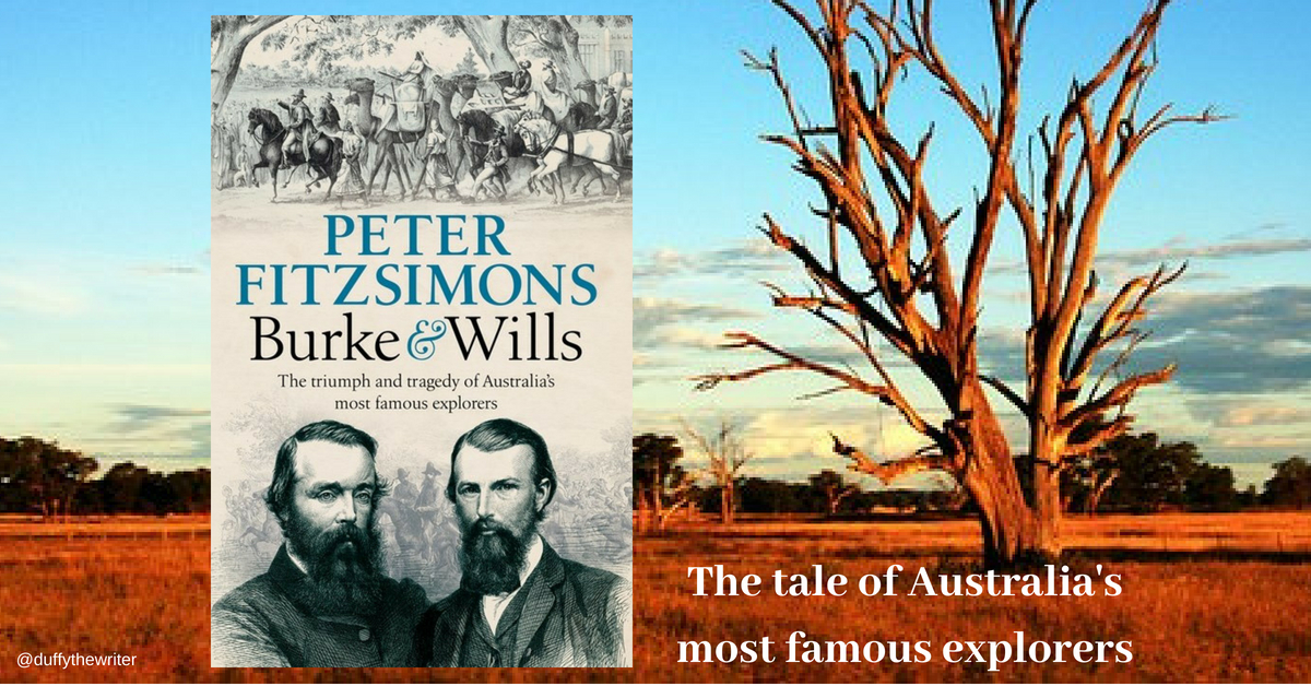 burke & wills book review