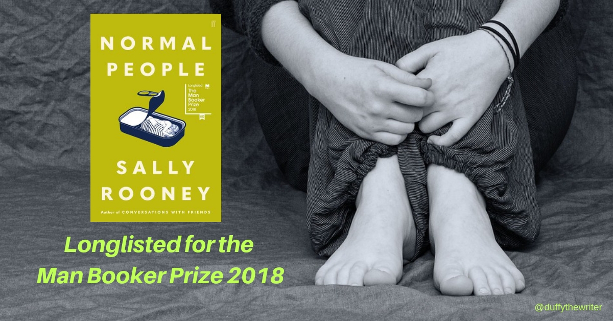Book Review Normal People - Long Listed 2018 Man Booker Prize