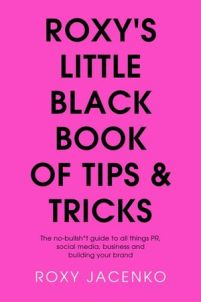 Roxy's little black book of tips & tricks