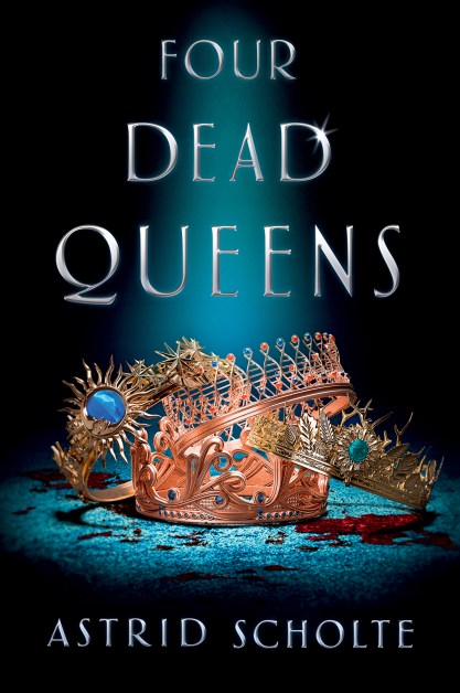 Book review of four dead queens