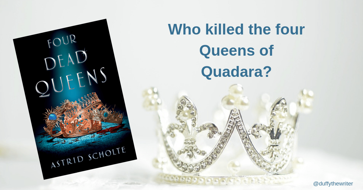 four dead queens book review