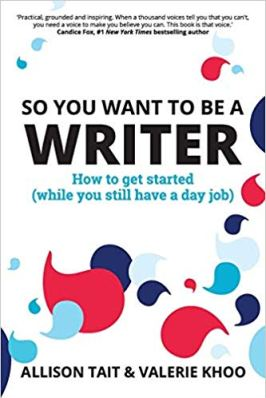 So You Want To Be A Writer. Author Q&A